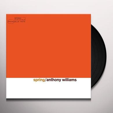 Anthony Williams SPRING Vinyl Record