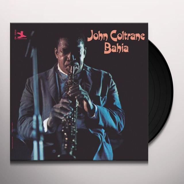 John Coltrane BAHIA Vinyl Record