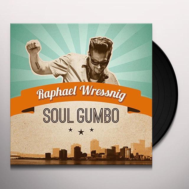 Raphael Wressnig SOUL GUMBO Vinyl Record