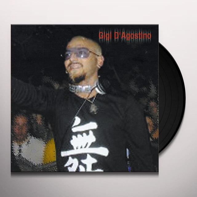 Gigi D'Agostino TECNO FES 2 Vinyl Record