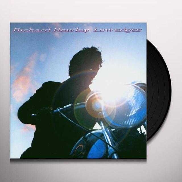 Richard Hawley LOW EDGES Vinyl Record - UK Import