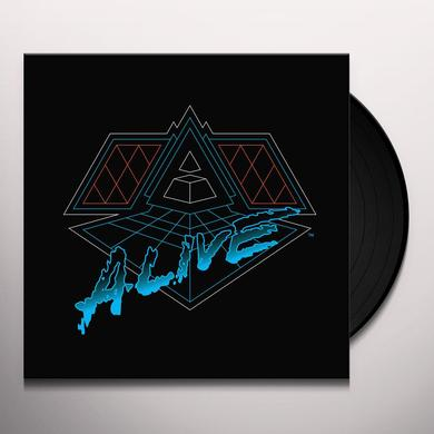 Daft Punk ALIVE 2007 Vinyl Record - 180 Gram Pressing