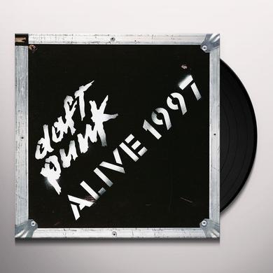 Daft Punk ALIVE 1997 Vinyl Record