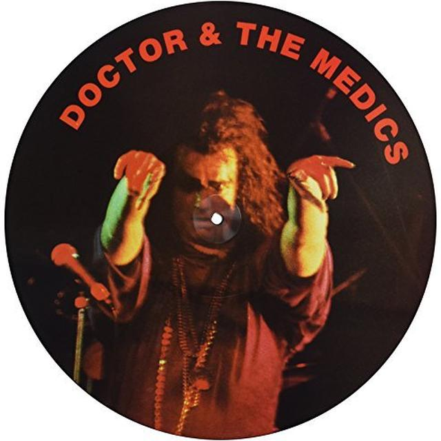 DOCTOR & MEDICS 80'S INTERVIEW Vinyl Record