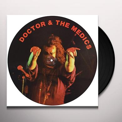 DOCTOR & MEDICS 80'S INTERVIEW Vinyl Record - Picture Disc
