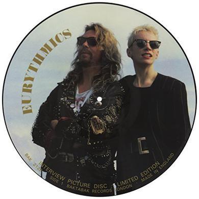 EURYTHMICS (ANNIE LENNOX) 80'S INTERVIEW Vinyl Record