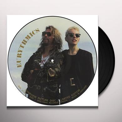 EURYTHMICS (ANNIE LENNOX) 80'S INTERVIEW Vinyl Record - Picture Disc
