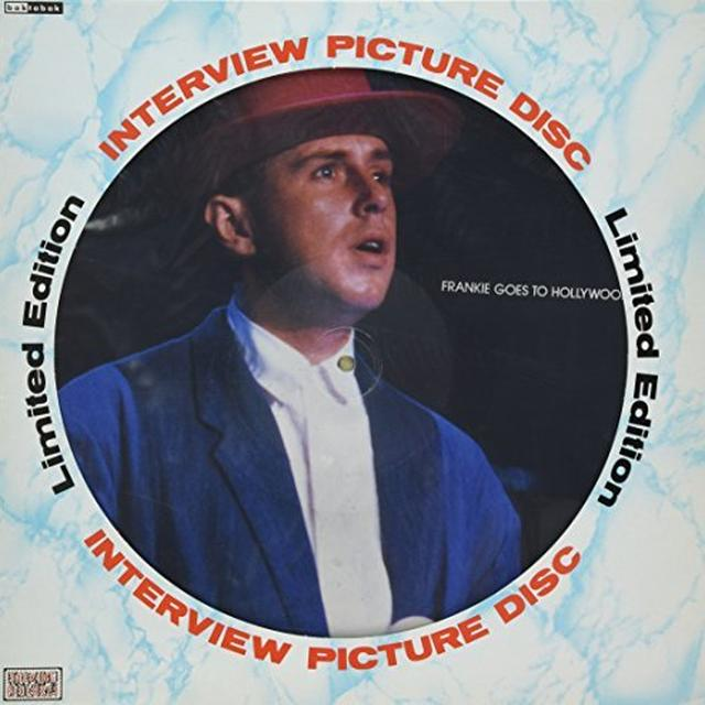 Frankie Goes To Hollywood 80'S INTERVIEW Vinyl Record