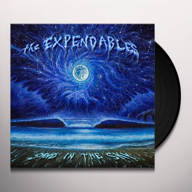 EXPENDABLES SAND IN THE SKY Vinyl Record