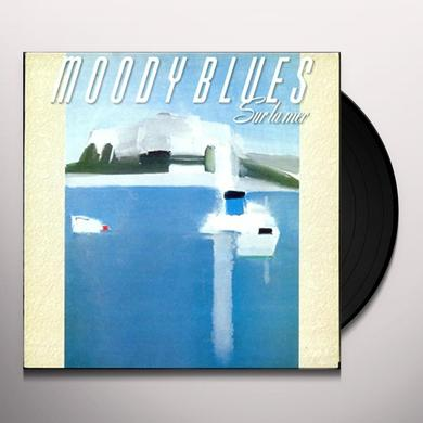 The Moody Blues SUR LA MER (I KNOW YOU'RE OUT THERE SOMEWHERE) Vinyl Record