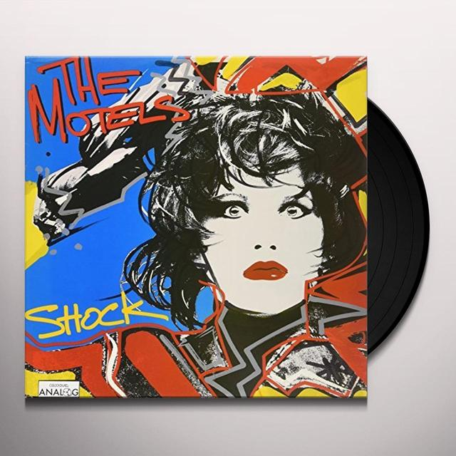 Motels SHOCK (SHAME) Vinyl Record