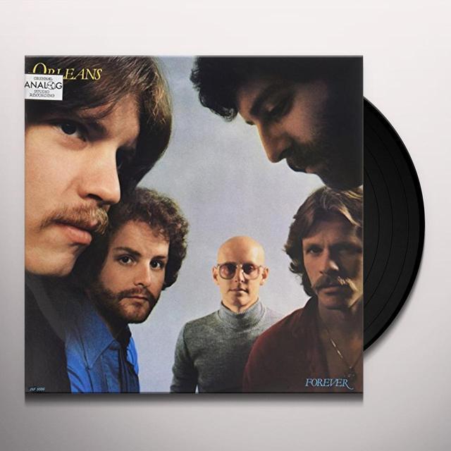 Orleans FOREVER (LOVE TAKES TIME) Vinyl Record