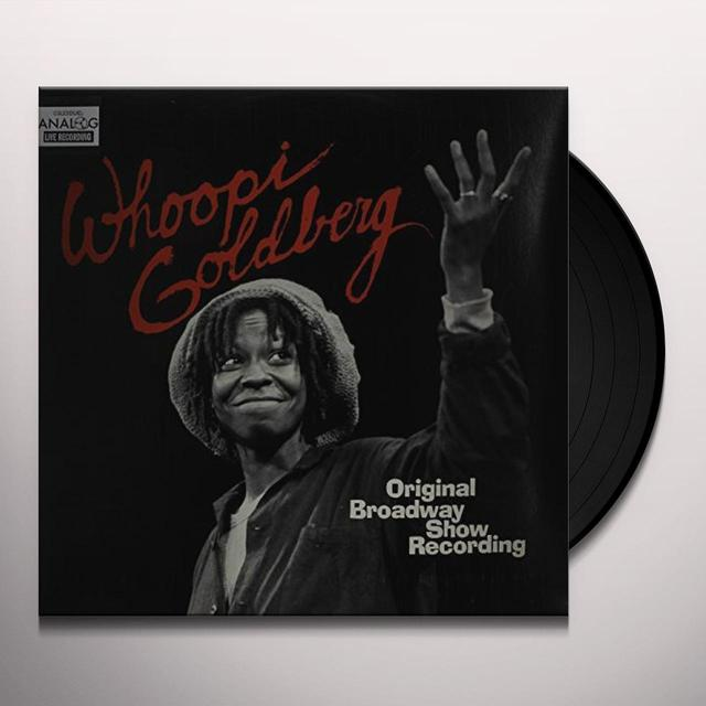 Whoopi Goldberg ORIGINAL BROADWAY SHOW Vinyl Record