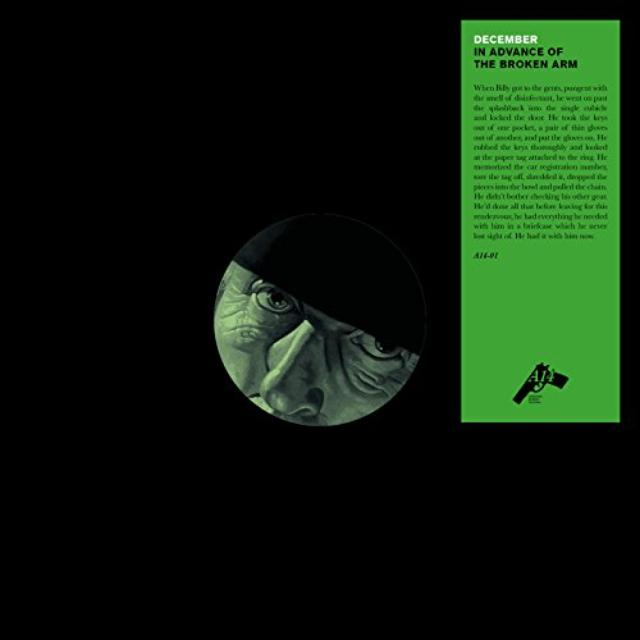 DECEMBER IN ADVANCE OF THE BROKEN ARM Vinyl Record