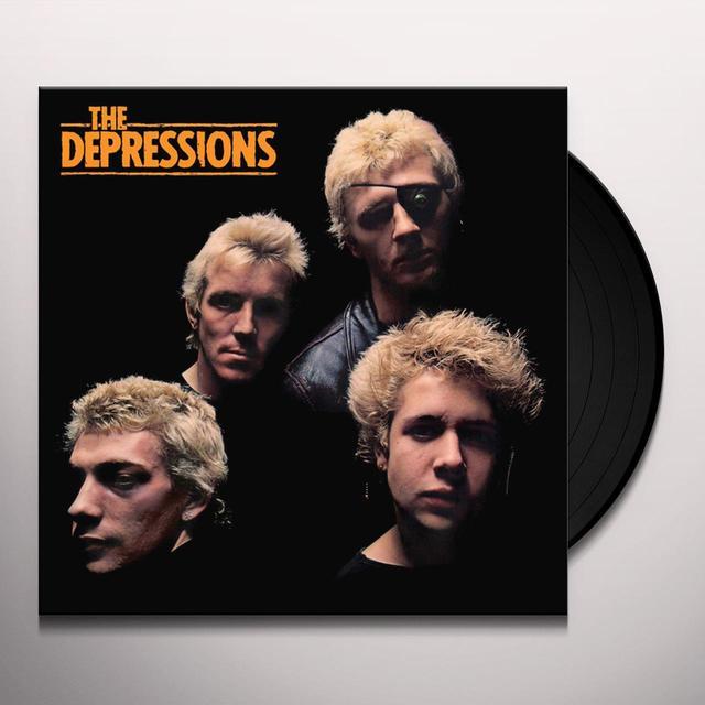 THE DEPRESSIONS Vinyl Record