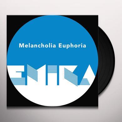 Emika MELANCHOLIA EUPHORIA Vinyl Record