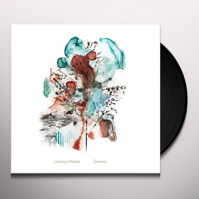 Lubomyr Melnyk EVERTINA Vinyl Record - 10 Inch Single, Digital Download Included