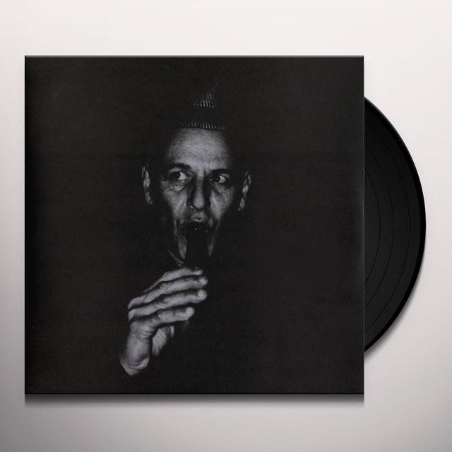 Ghédalia Tazartès CHECK POINT CHARLIE Vinyl Record