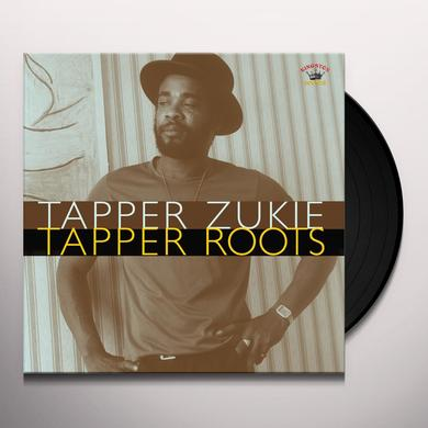 Tapper Zukie TAPPER ROOTS Vinyl Record