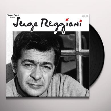 Serge Reggiani SECOND ALBUM Vinyl Record