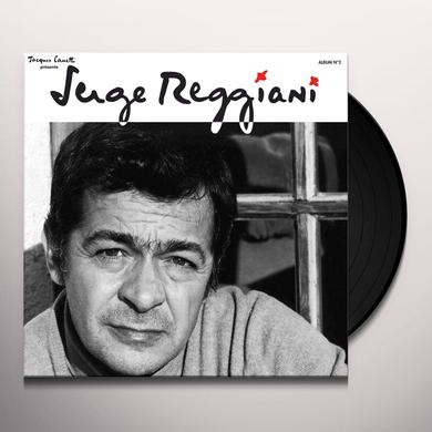 Serge Reggiani SECOND ALBUM Vinyl Record