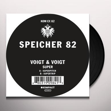 Voigt & Voigt SPEICHER 82 Vinyl Record
