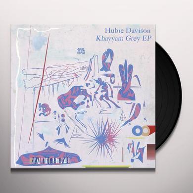 Hubie Davison KHAYYAM GREY (EP) Vinyl Record