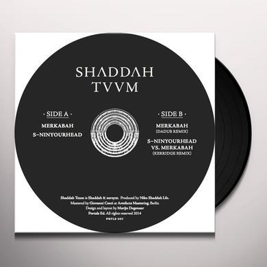 SHADDAH TUUM MERKABAH Vinyl Record