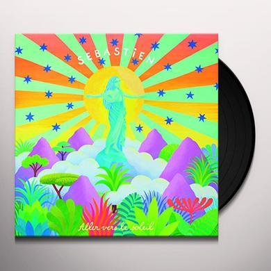 Sébastien Tellier ALLERS VERS LE SOLEIL Vinyl Record