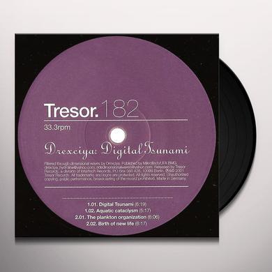 Drexciya DIGITAL TSUNAMI Vinyl Record