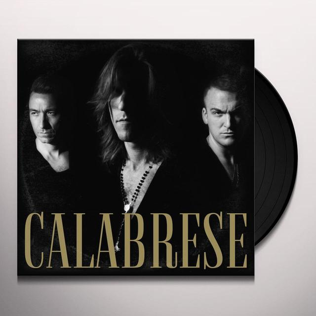 Calabrese LUST FOR SACRILEGE Vinyl Record