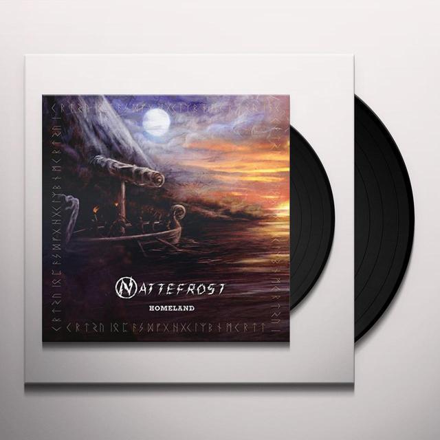 Nattefrost HOMELAND Vinyl Record