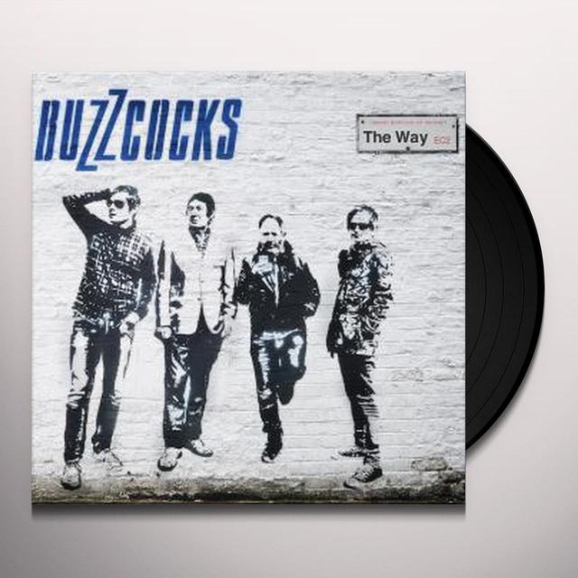Buzzcocks WAY Vinyl Record