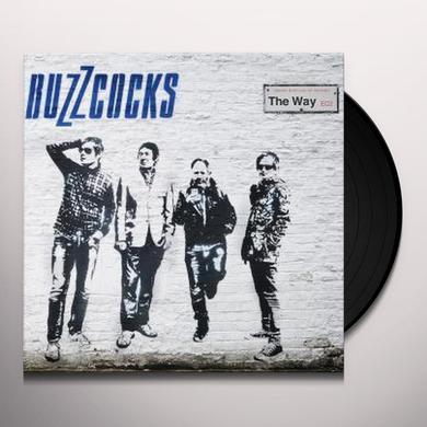 Buzzcocks WAY Vinyl Record