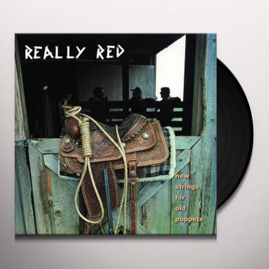 REALLY RED NEW STRINGS FOR OLD PUPPETS 3 Vinyl Record