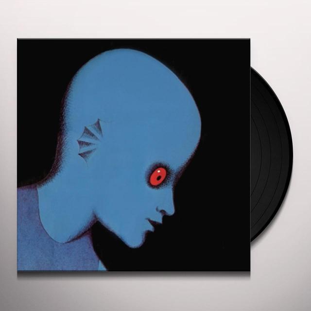 Alain Goraguer LA PLANETE SAUVAGE (SCORE) / O.S.T. Vinyl Record
