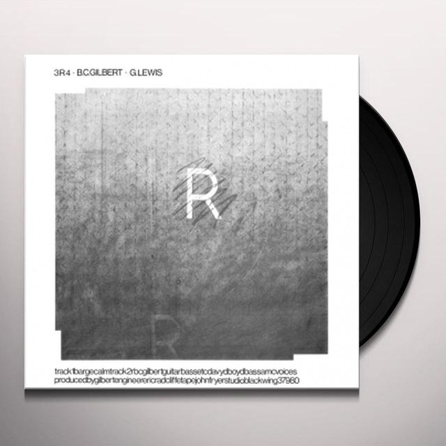 Bc Gilbert / G. Lewis 3R4 Vinyl Record