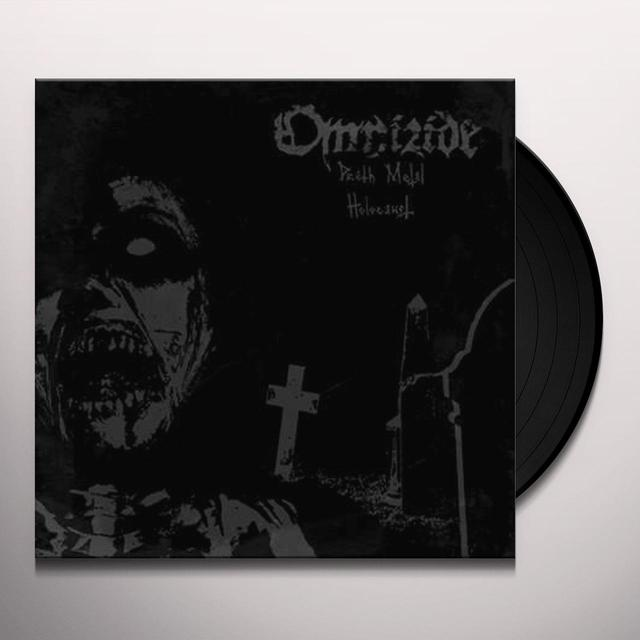 Omnizide DEATH METAL HOLOCAUST Vinyl Record