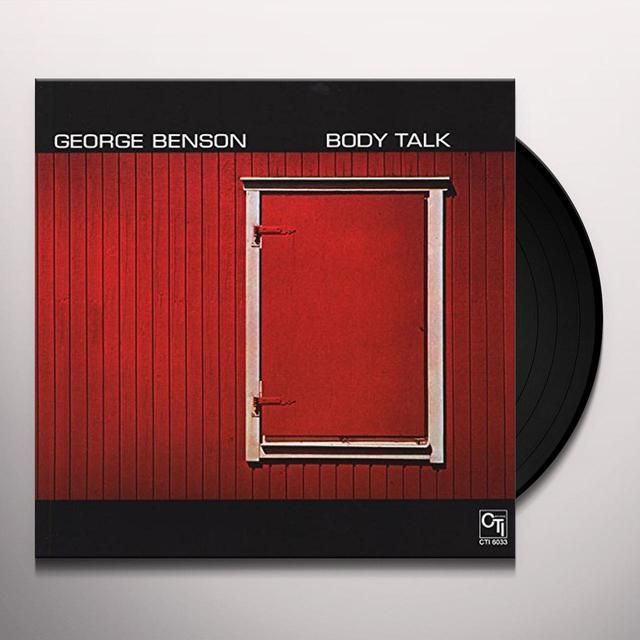George Benson BODY TALK Vinyl Record