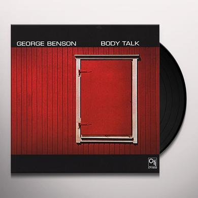 George Benson BODY TALK Vinyl Record