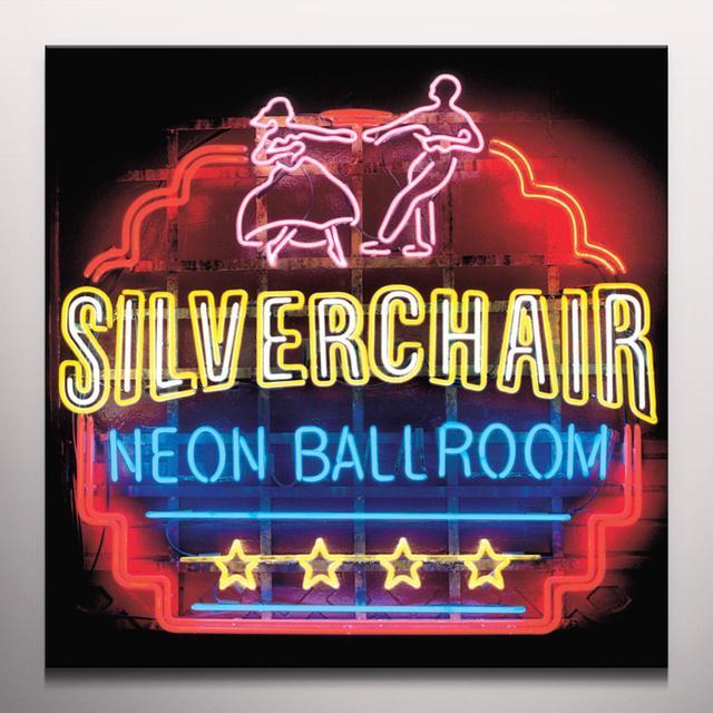 Silverchair NEON BALLROOM Vinyl Record - Colored Vinyl, Gatefold Sleeve, 180 Gram Pressing