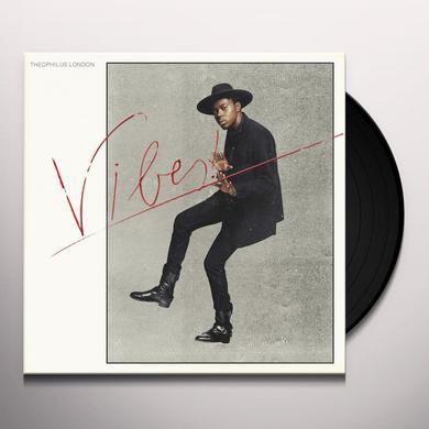 Theophilus London VIBES Vinyl Record