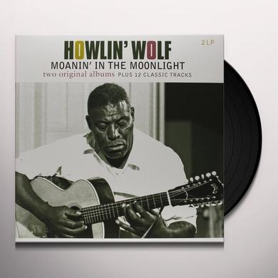 HOWLIN WOLF / MOANIN IN THE MOONLIGHT Vinyl Record