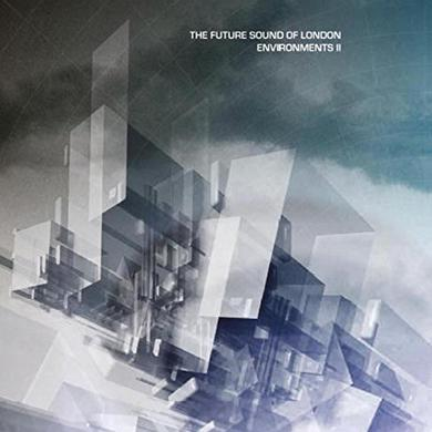 The Future Sound Of London ENVIRONMENTS 2 Vinyl Record