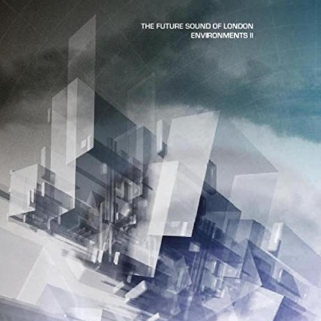 The Future Sound Of London ENVIRONMENTS 2 Vinyl Record