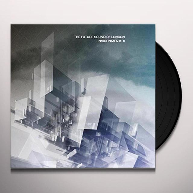 The Future Sound Of London ENVIRONMENTS 2 Vinyl Record - UK Import