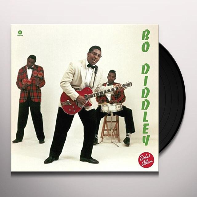 BO DIDDLEY Vinyl Record - Spain Import