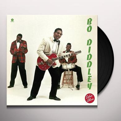 BO DIDDLEY Vinyl Record - Spain Release