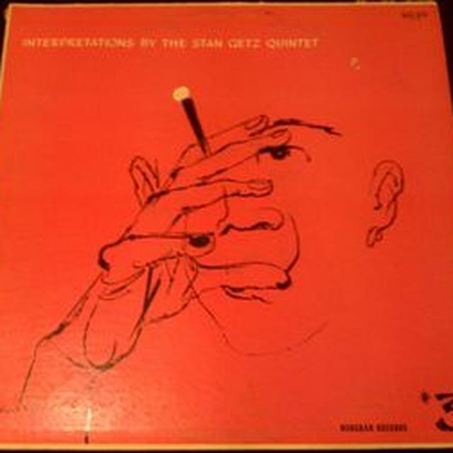 Stan Getz INTERPRETATIONS 3 Vinyl Record
