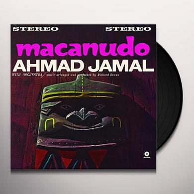 Ahmad Jamal MACANUDO Vinyl Record - Spain Import